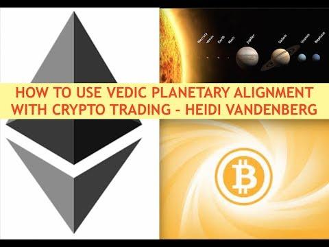Matrix Keys - How to use Vedic Astrology in Crypto Trading - Heidi Vandenberg