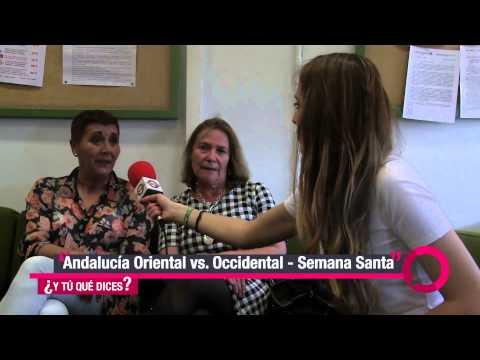 ¿Y tu que dices? 06xT1: Andalucía Occidental vs. Oriental