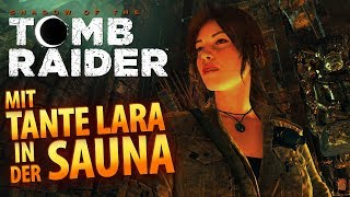 Shadow of the Tomb Raider #012 | Mit Tante Lara in der Sauna | Gameplay German Deutsch thumbnail