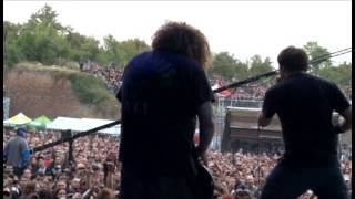 NAPALM DEATH-EVERYDAY POX live Brutal Assault 2012