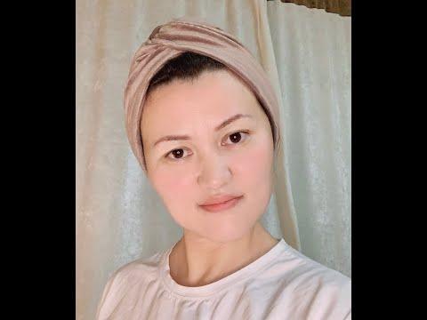 как шить тюрбан (видео на казахском языке)