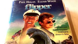 Flipper * VHS Movie Collection * Live Action