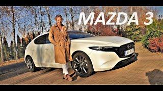 NOWA Mazda 3 & EWA - ten pierwszy raz TEST PL