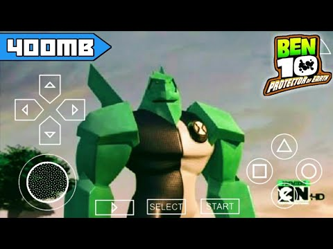 Download Ben 10 Protector Of Earth Highly Compressed For Android