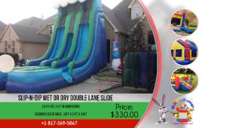 BBB Jump House Rental Affordable Bounce House Rental in Arlington Fort Worth Mansfield Burleson Cleb