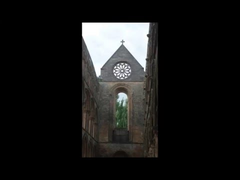 Jedburgh Abbey the scottish borders !!