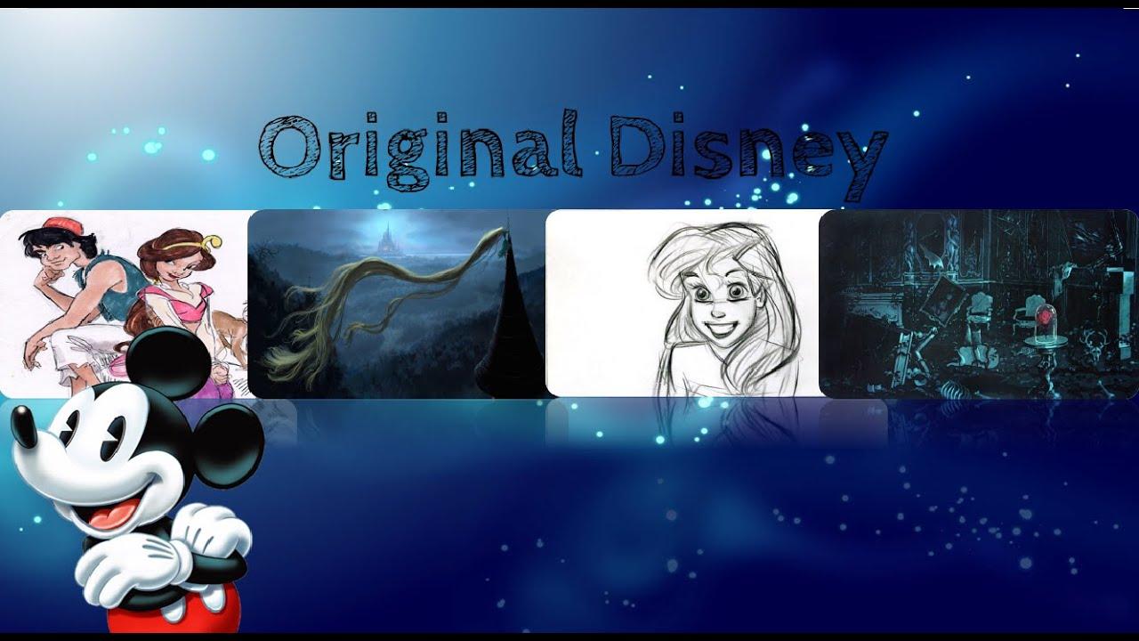 The Orignal Fantasia - Episode 1 (The Original Series)