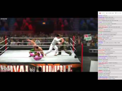 VGCW S10E08 - 10: 40 Man Royal Rumble