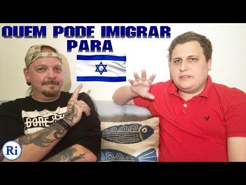 Quem Pode e Como Imigrar para ISRAEL [Realidade Israelense]