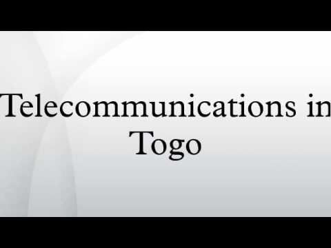 Telecommunications in Togo