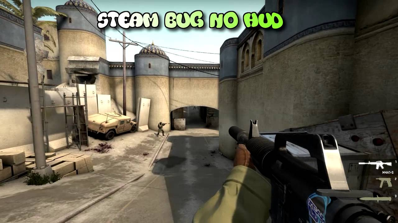 how to make your hud smaller in cs go