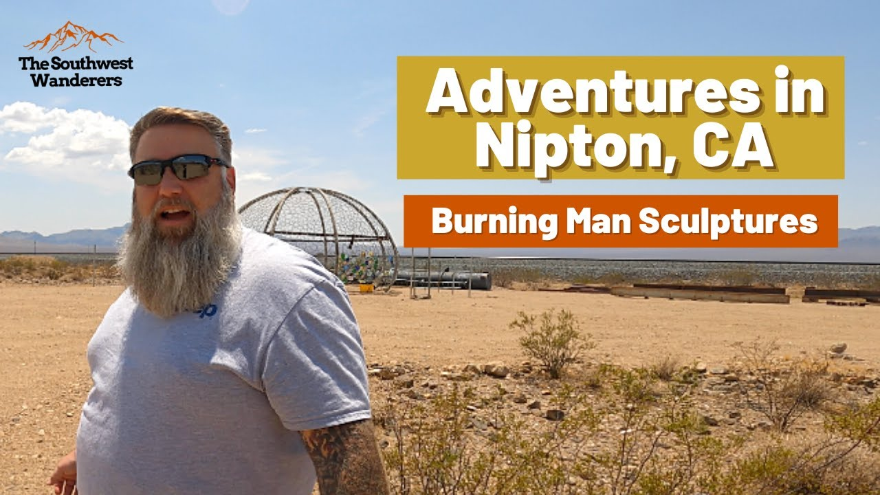 Adventures in the Tiny Town of Nipton, CA