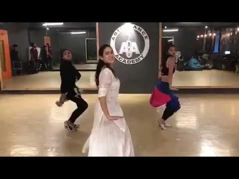 Sara Ali Khan's dance rehearsal for her first song Mp3