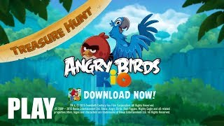 ANGRY BIRDS RIO Android Game Play Video