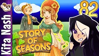 TEA PARTY (ALL 7 VENDORS) // Story of Seasons Gameplay EP82 // Harvest Moon Let's Play Walkthrough