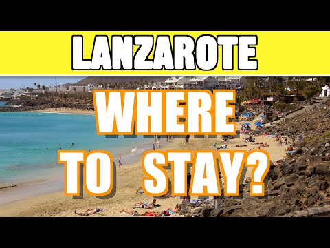 Where to go? The beach resorts in Lanzarote - Lanzarote holiday travel guide