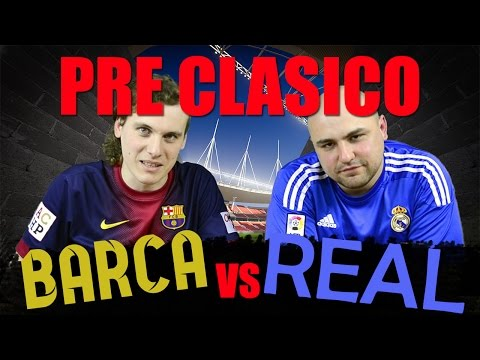 Barca vs Real -
