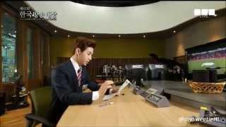 140903 41회 한국방송대상 헨리 Korea Broadcasting prizes _ Henry cut