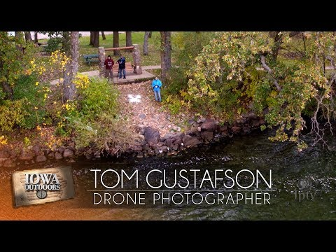 Tom Gustafson, Okoboji Drone Photographer