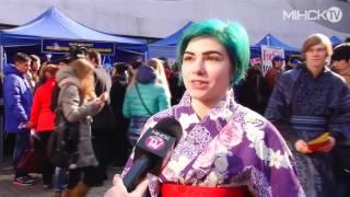 Минск TV: В БГУ прошёл фестиваль факультетов