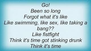 Big Black - Stinking Drunk Lyrics