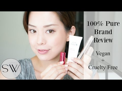 100 PERCENT PURE COSMETICS REVIEW