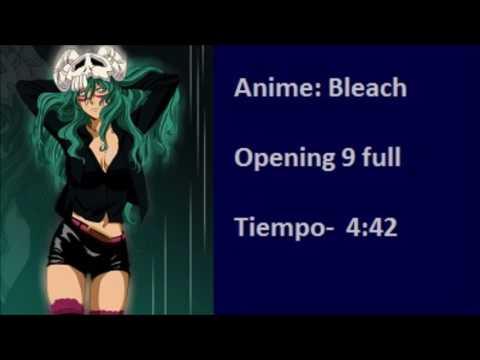 Bleach Op 9 completo