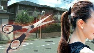 千葉県船橋市の市道で、登校中の女子中学生が「後ろから近づいてきた男...