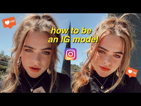 How To Be An Instagram Model // Photoshoot Tips & Tricks | Summer Mckeen