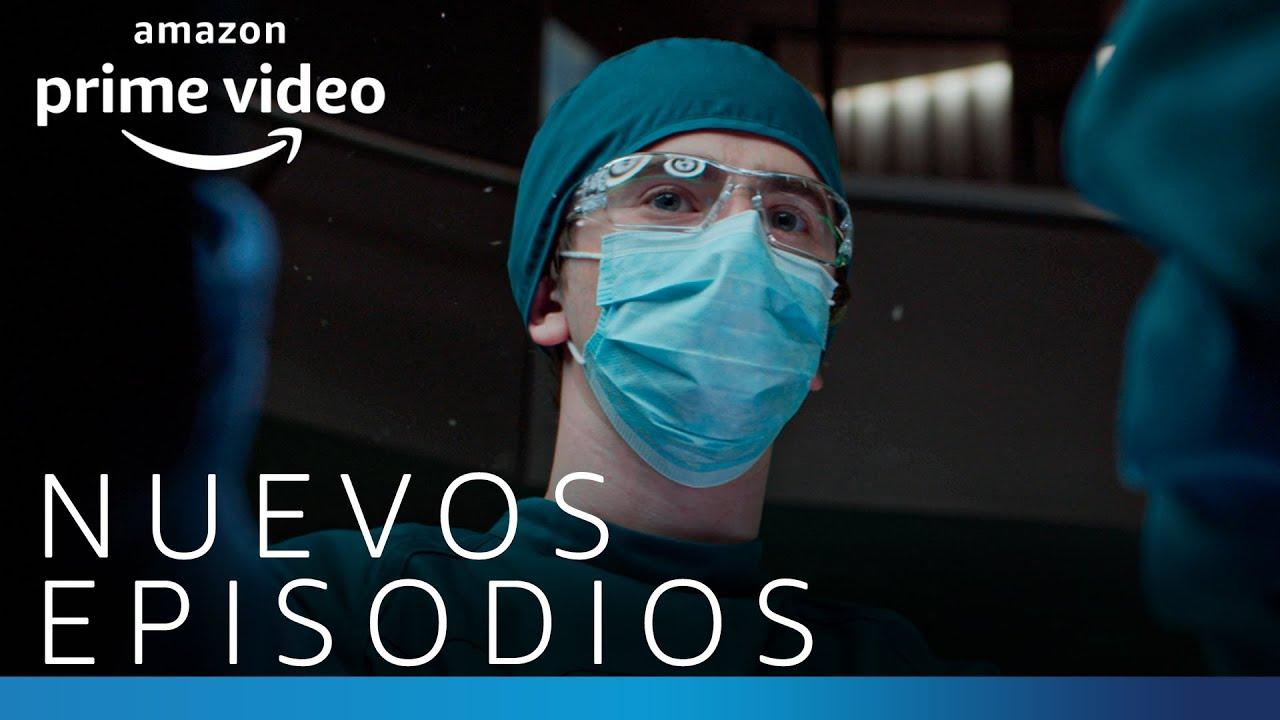 The Good Doctor - Nuevos episodios, temporada 4 | Amazon Prime Video