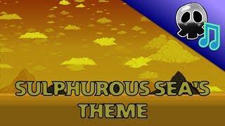 "Terraria Calamity Mod Music - ""wasteland"" - Theme of The Sulphurous Sea"