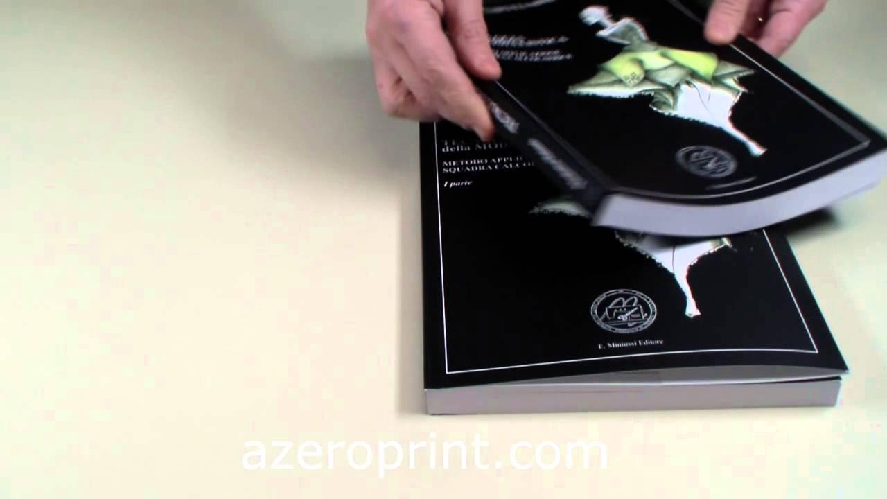 Azero Stampa Online Prodotti Libri Youtube
