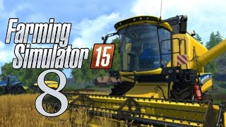 Let's Play Farming Simulator 15 - Part 8- One Big Tree