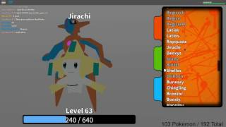 quest for ho-oh prt 2| roblox PFE by uglypoe