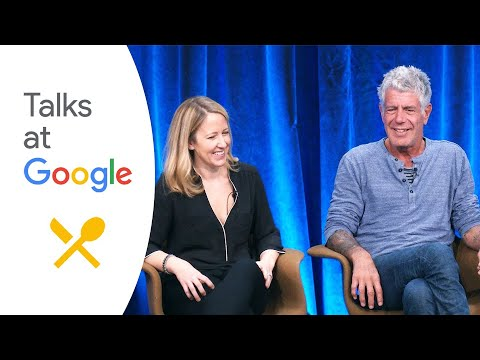 "Anthony Bourdain & Laurie Woolever: ""Appetites"" 