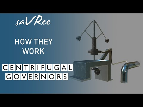 How Centrifugal Governors Work