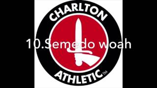 Top 10 Charlton Chants