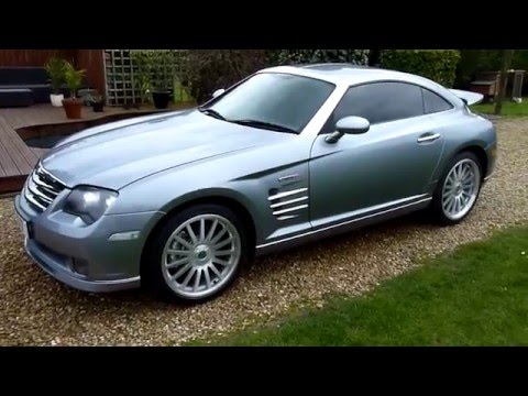 Video Review of 2006 Chrysler Crossfire SRT-6 For Sale SDSC Specialist Cars Cambridge