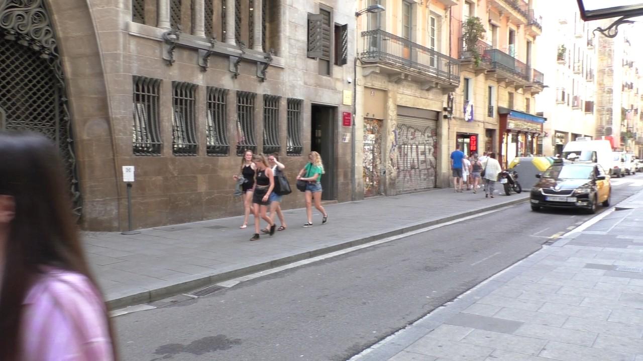 Барселоны шлюхи