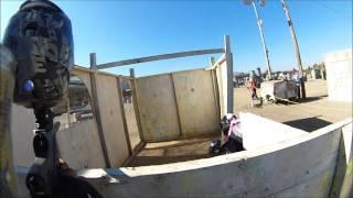 paintballing at jungle island 12-22-12 Somalia