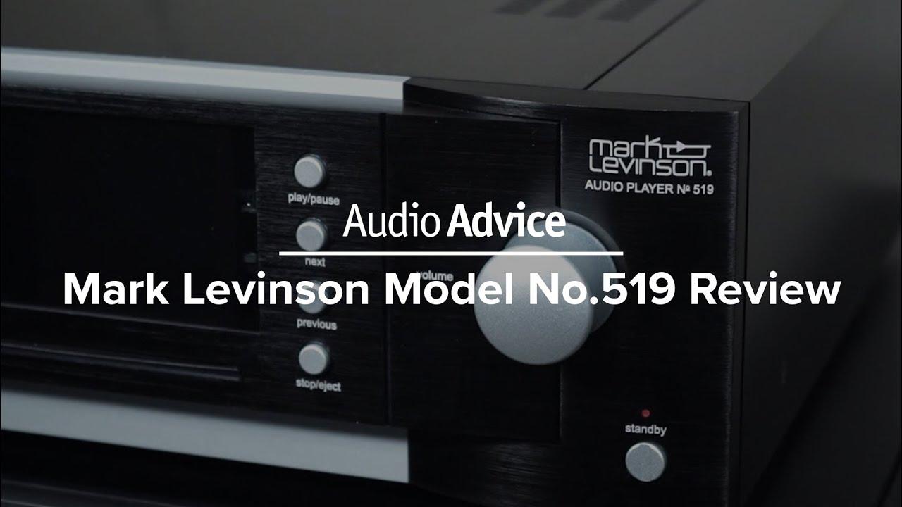 Mark Levinson Model No 519 Review