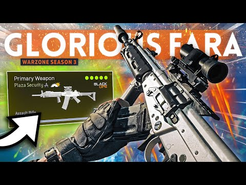 The BUFFED FARA Class Setup is INCREDIBLE now in Warzone! (Low Recoil)