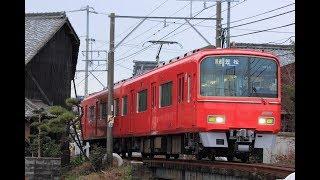 名鉄3100系 東芝車 走行音