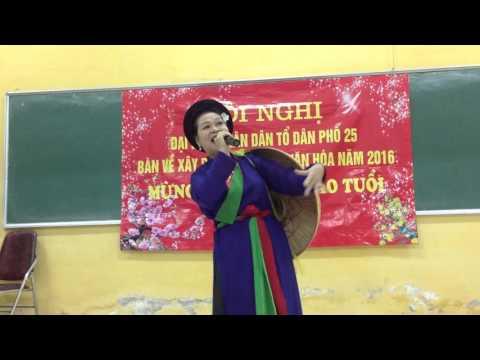 Ngồi tựa mạn thuyền Ngoi tua man thuyen (Nghệ sĩ Kim Liên) Nhà hát chèo Việt Nam