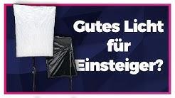 Was taugt eine 25€ Softbox?