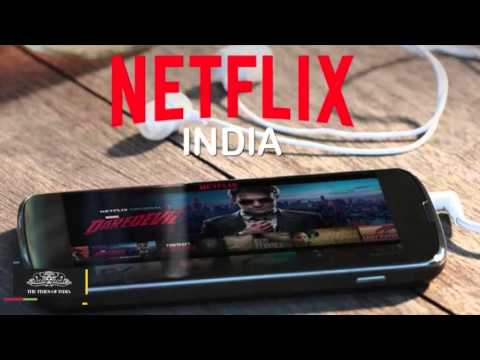 Netflix Services in India  Plans Start at Rs 500 a Month