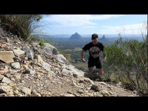 CLIMBING MOUNT TIBROGARGAN!
