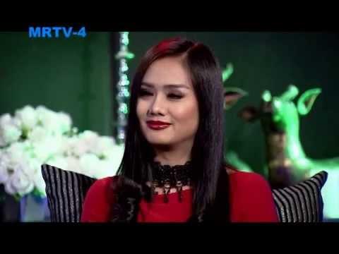 Supan Htwar's interview on Let's Talk show (MRTV 4)