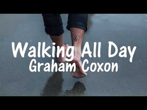 Graham Coxon -  Walking all Day | The End Of The Fucking World