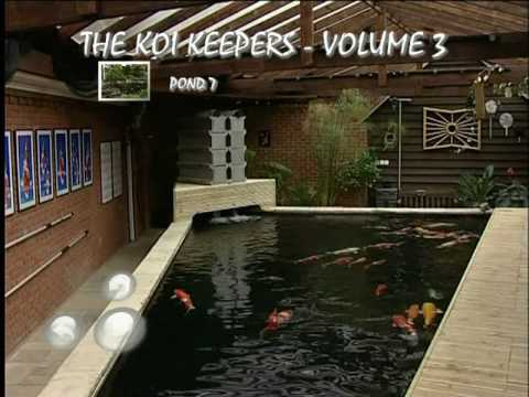 The Koi Keepers - Volume 3 (DVD Quality)